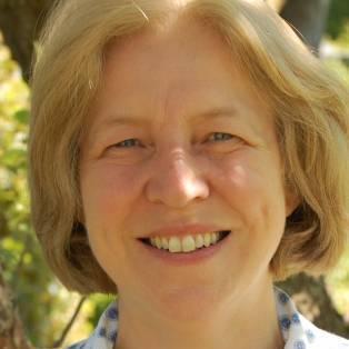 Author / Speaker - Ursula Buchan