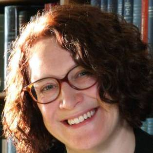 Author / Speaker holding image - Joanna Snelling