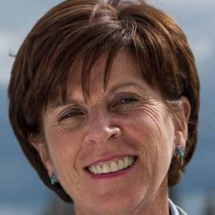 Author / Speaker - Louise Richardson