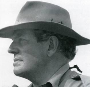 John Blashford-Snell
