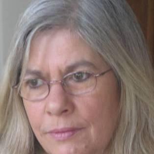 Author / Speaker holding image - Sarah Burton