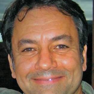 Author / Speaker holding image - Paolo Ciucci