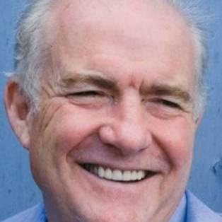Author / Speaker holding image - Rick Stein