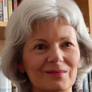 Author / Speaker holding image - Mariot Leslie