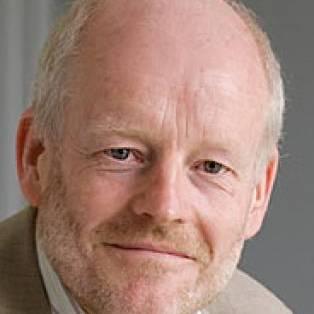Author / Speaker holding image - Brian Nolan
