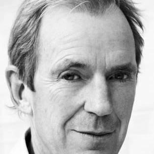 Author / Speaker holding image - Hugo Rittson Thomas