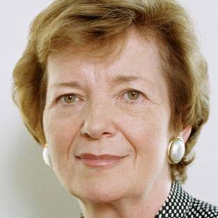 Mary robinson wb