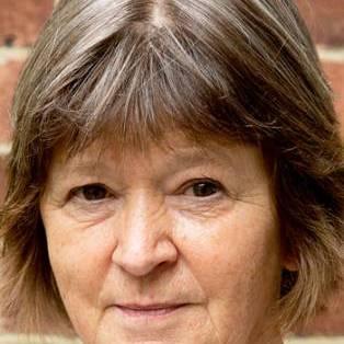 Author / Speaker - Jane Rogers