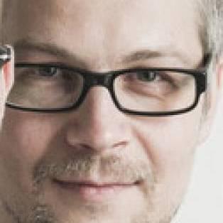 Author / Speaker - Jacek Dehnel