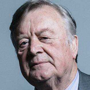 Author / Speaker - Ken Clarke