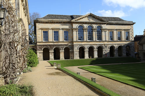 Worcester College